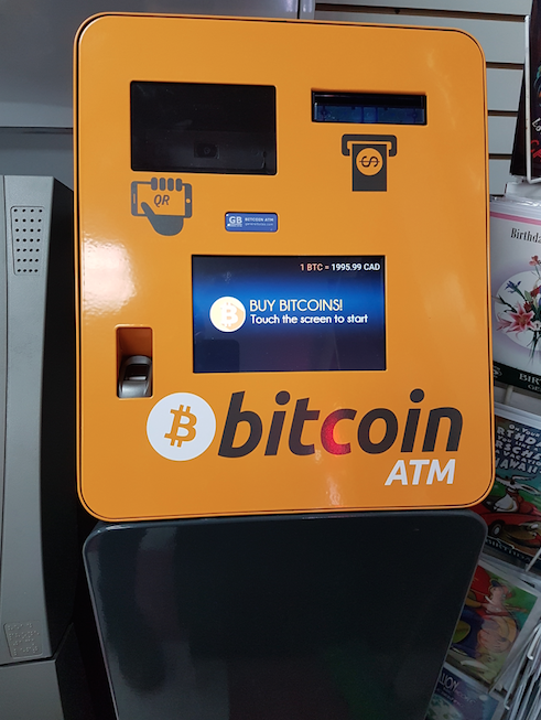 Bitcoin downtown toronto