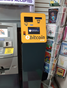 New Bitcoin ATM In Downtown Toronto at Hasty Market - Church St ...