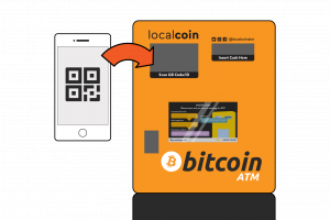 Verifying QR code on Bitcoin Atm